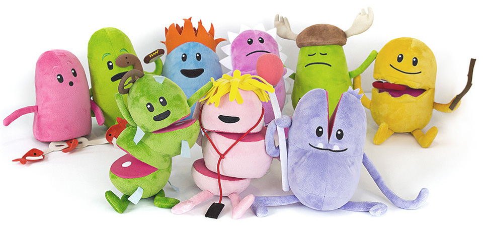 Patrick Baron Dumb Ways To Die Toys