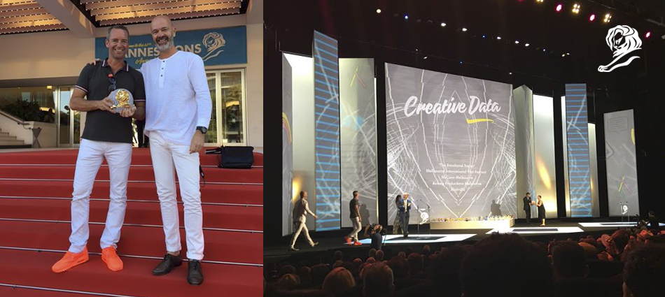 Cannes Gold Lion Creative Data