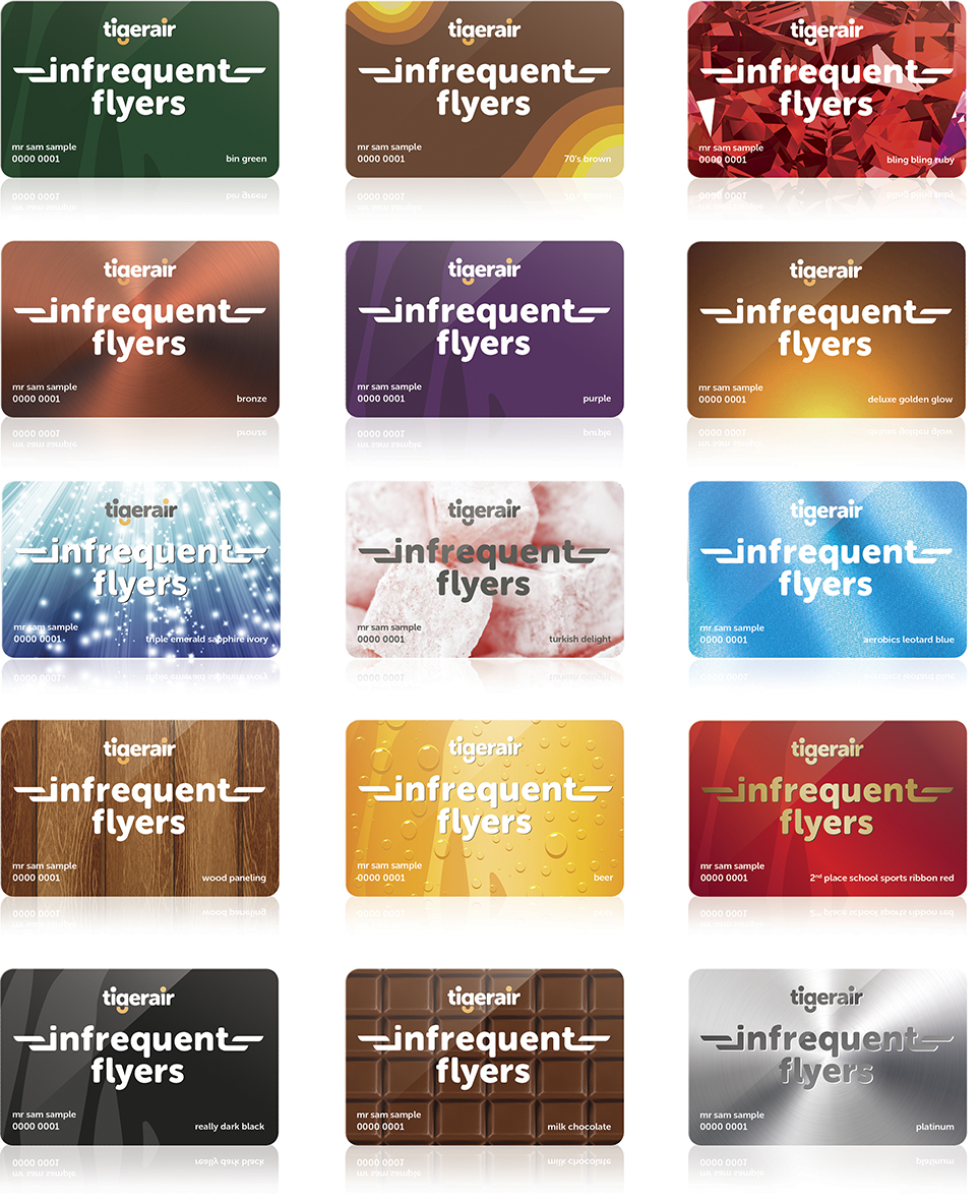 patrick-baron-tigerair-infrequent-flyers-membership-cards